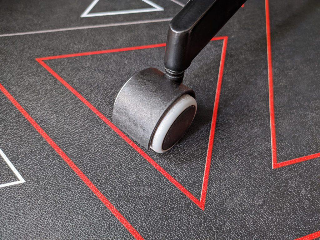 SPC Gear Floor Pad cicha praca kułek fotela
