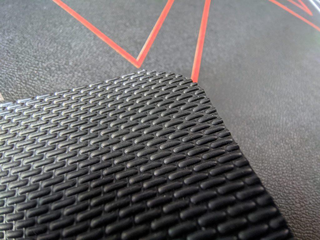 SPC Gear Floor Pad faktura spodniej części