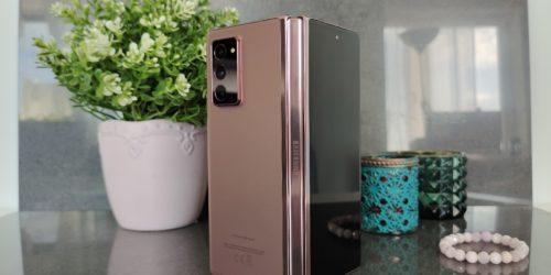 Więcej niż jeden smartfon? Samsung Galaxy Z Fold2