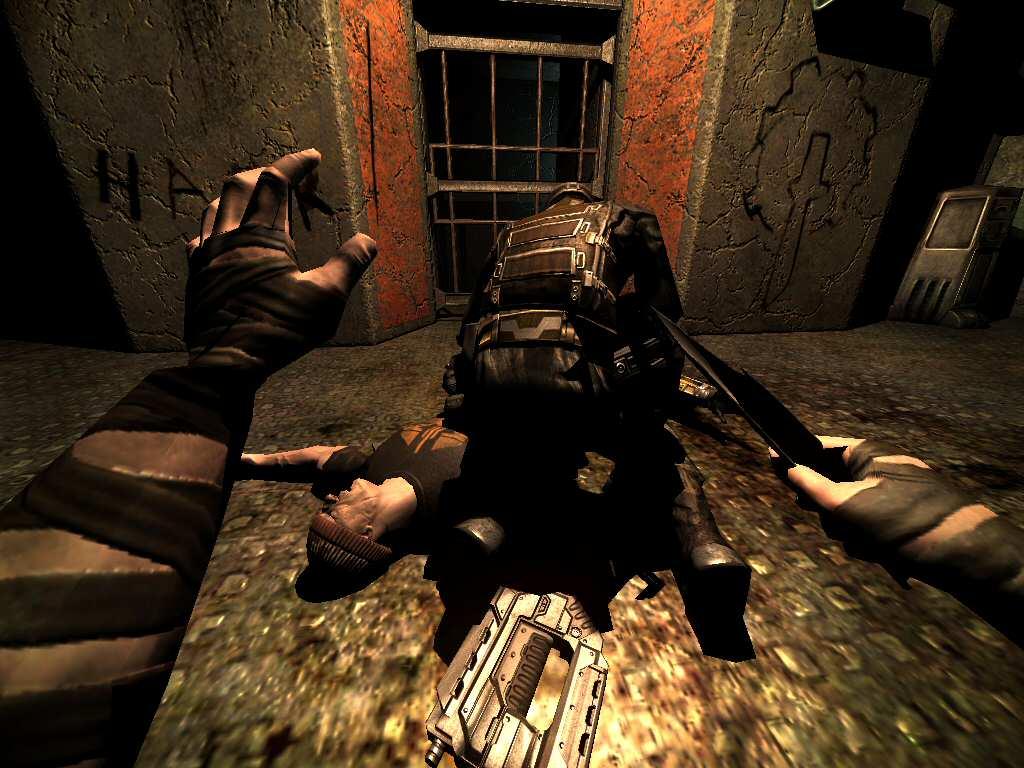 The Chronicles of Riddick zabójstwa po cichu