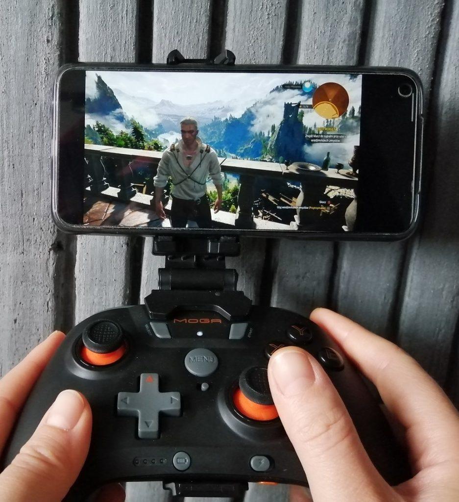 Wiedźmin 3 na smartfonie w chmurze Xbox