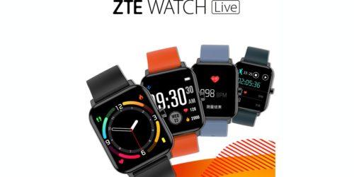 ZTE Watch Live. Smartwatch z baterią, która wytrzyma nawet do 21 dni?