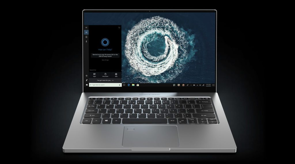 Acer Book RS Porsche Design elran IPS 14