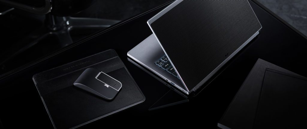 Acer Book RS Porsche Design mysz