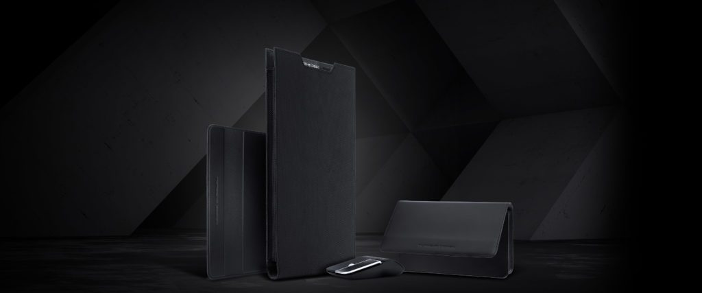 Acer Book RS Porsche Design travel pack