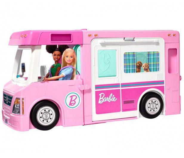 barbie camper 3 w 1