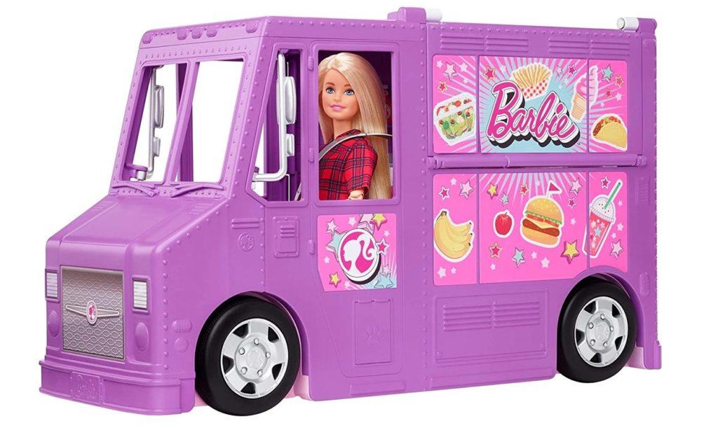 barbie foodtruck