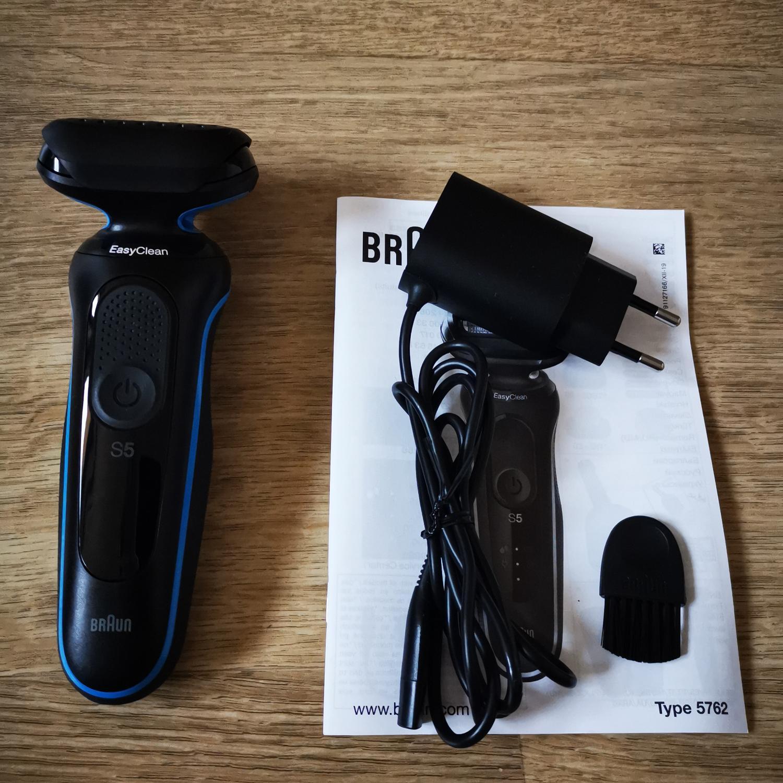 Braun Series 5 akcesoria