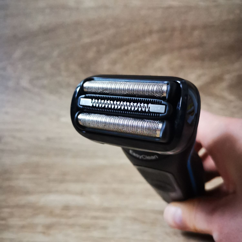 Braun Series 5 z folią golącą