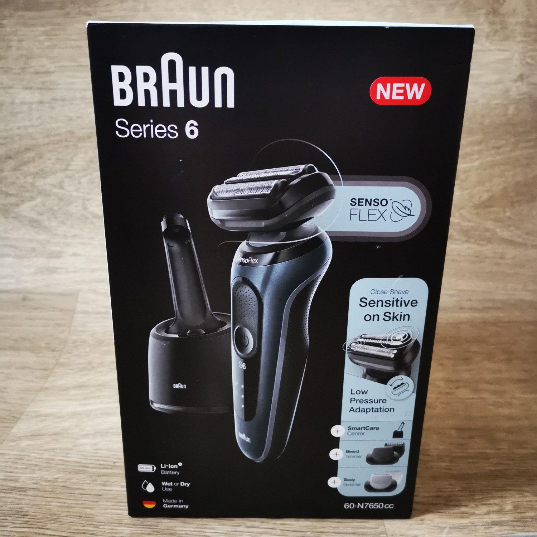 Braun Series 6 opakowanie