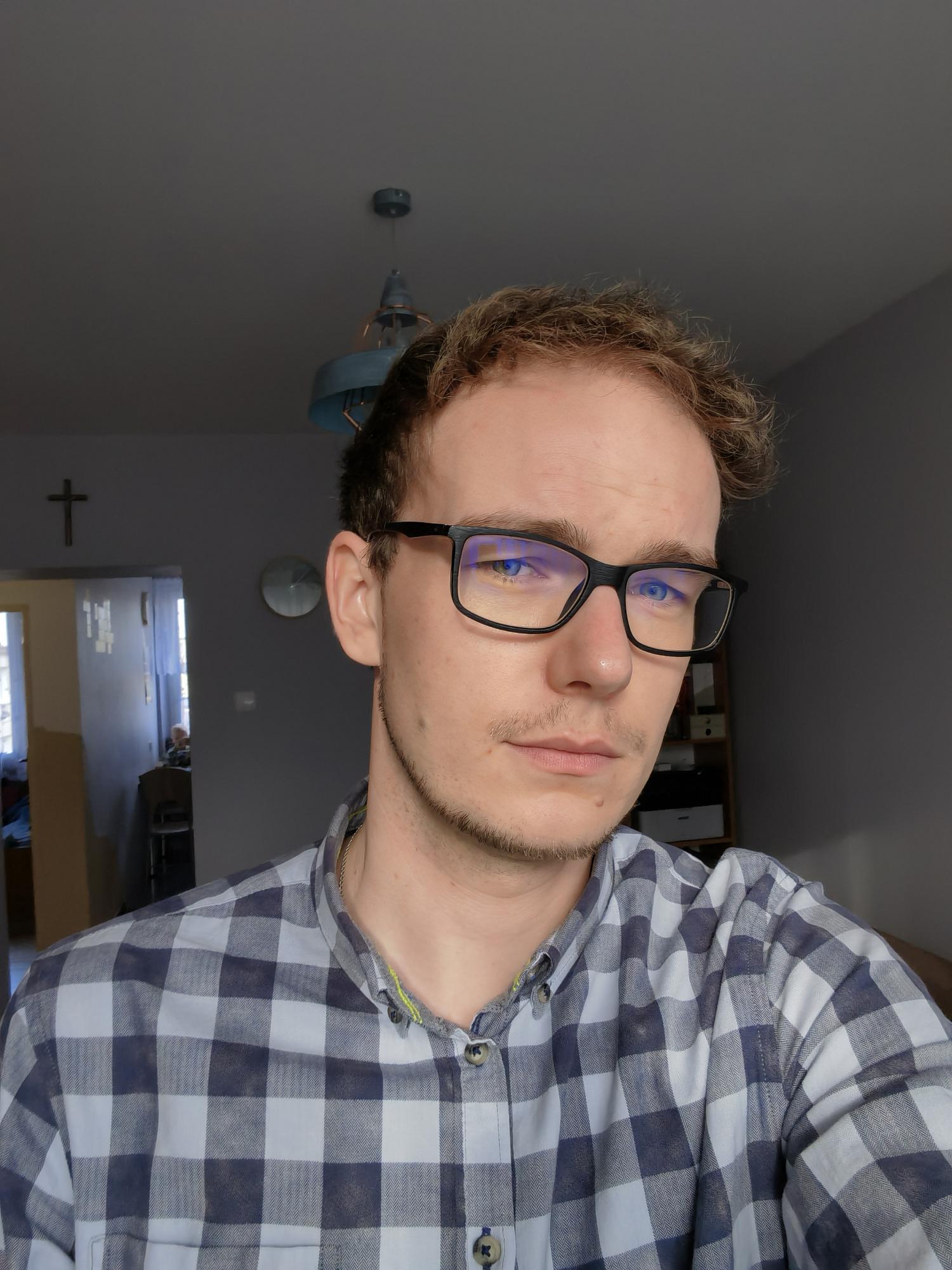 Efekty golenia golarką Braun