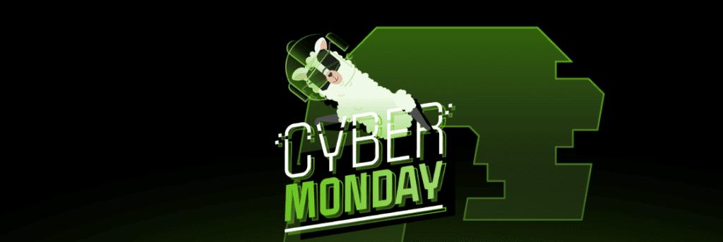 Cyber Monday w Combat
