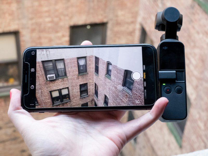 Recenzja i test DJI Pocket 2. Mała kamera, wielkie możliwości