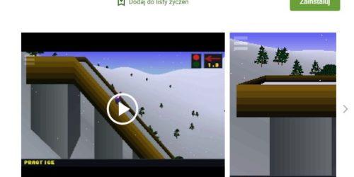 Gram w Deluxe Ski Jump 2 na smartfonie. I nie mogę przestać. Oto i krótka recenzja