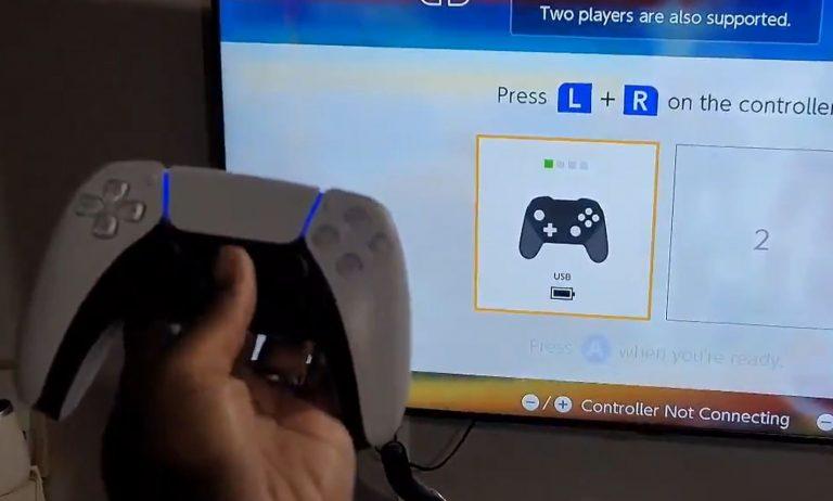 DualSense działa także na PS3 i… Nintendo Switch