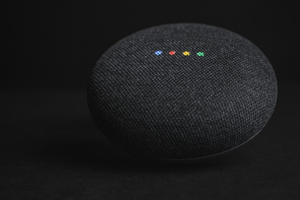 google voice asystent