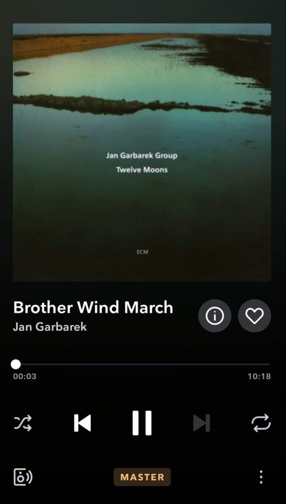 jan garbarek brother wind march tidal