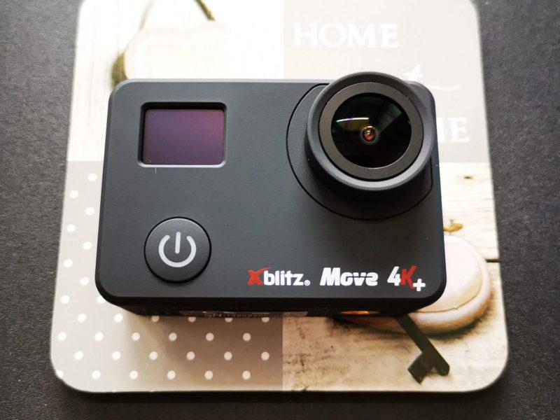 Kamera sportowa zamiast internetowej? Tak i polecam Xblitz Move 4K+