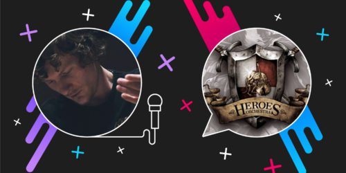 """Mateusz Alberski z Heroes Orchestra: """"Heroesy"""" nie mają najlepszego soundtracku na świecie"""
