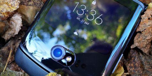 Tu się zgina Motorola Razr 5G. Co jeszcze potrafi model 2020? Szczegóły zdradza recenzja