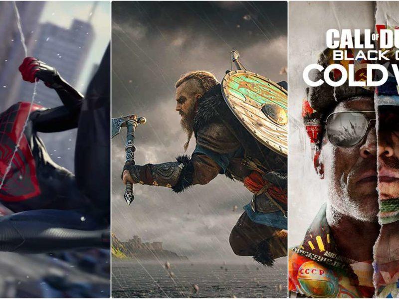 Najciekawsze premiery gier w listopadzie. Kącik gracza