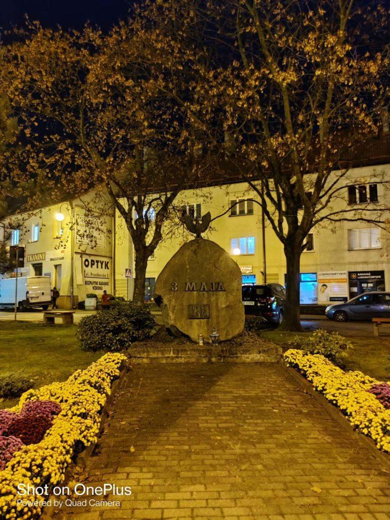 Pomnik 3 maja w Radomsku