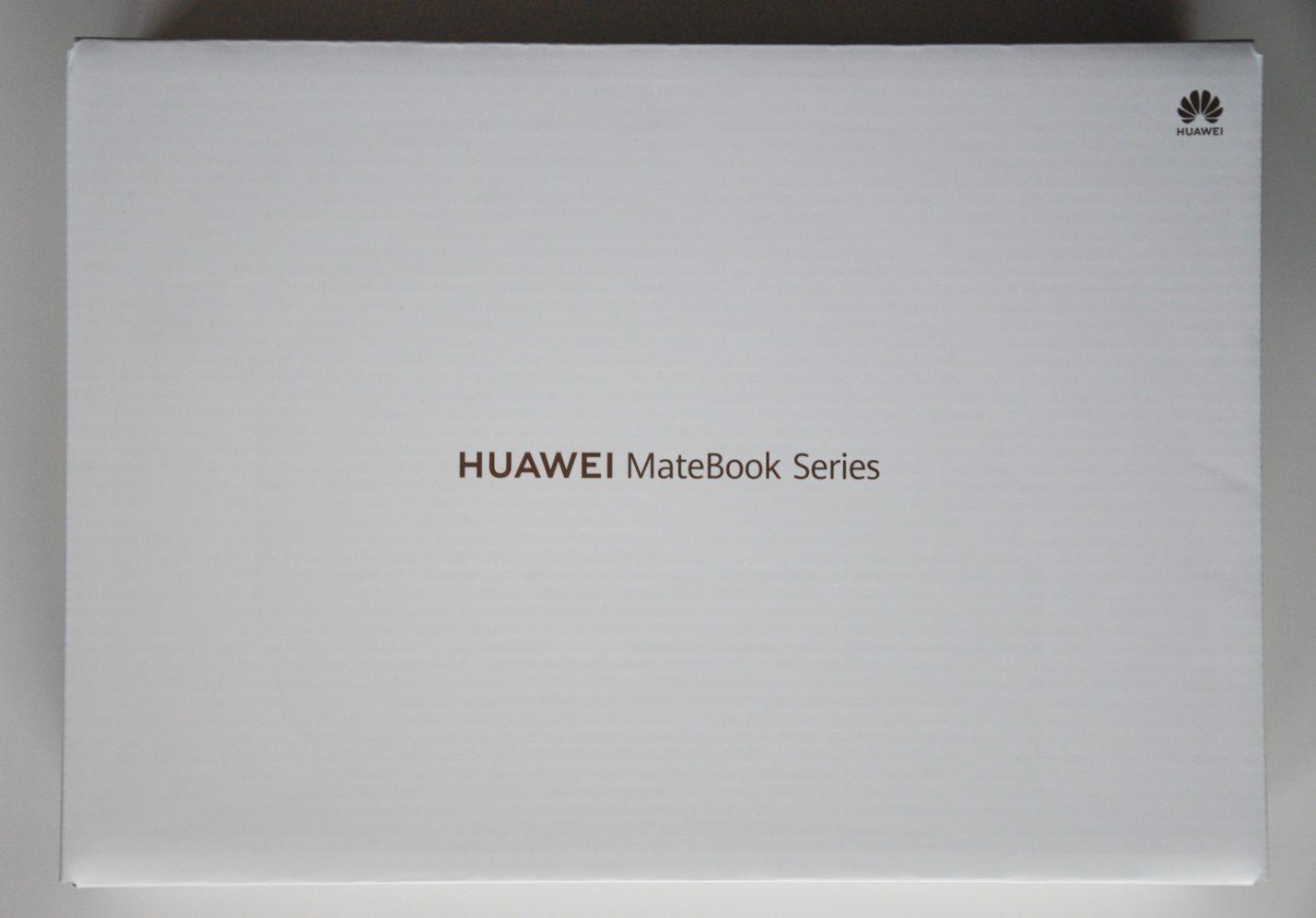 pudełko matebook 14