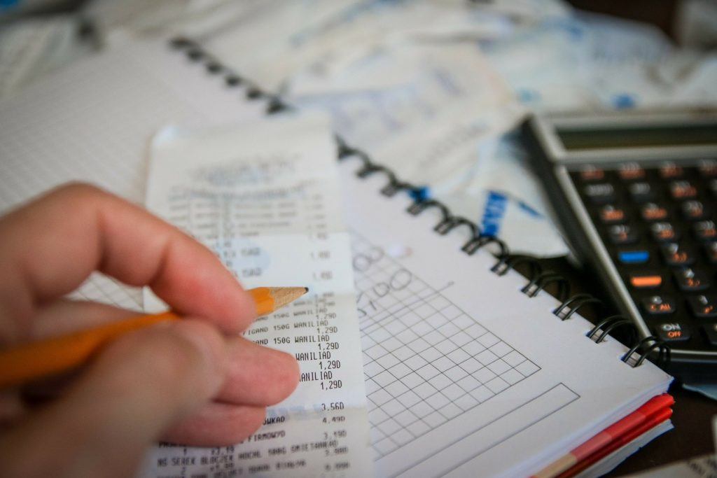 oszczędzanie rachunki kalkulator