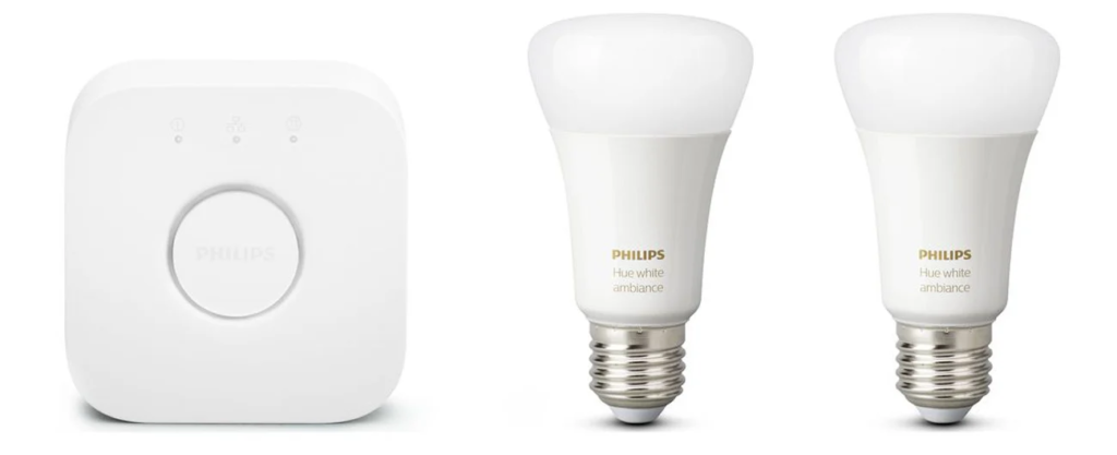philips hue plus mostek