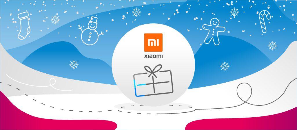prezent na święta z logo xiaomi