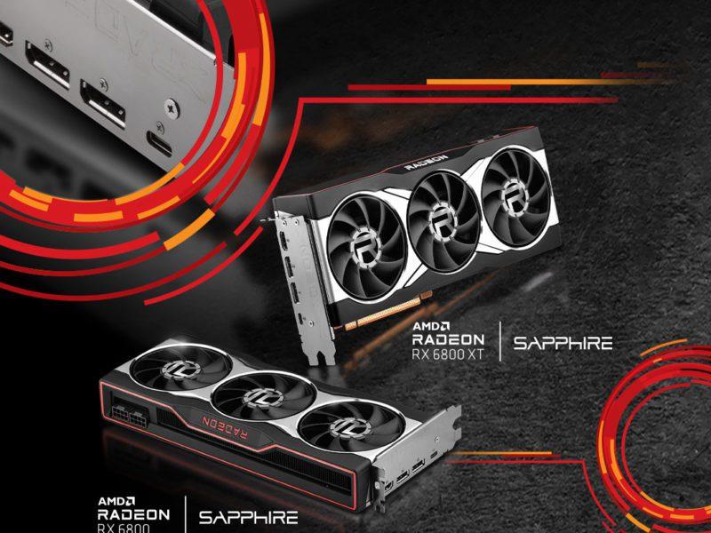 Radeon RX 6800 XT i Radeon RX 6800. Poznaj modele, specyfikację, wydajność w grach