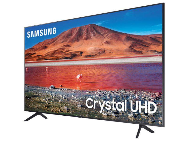Duży i tani. Test i recenzja telewizora Samsung 65TU7102
