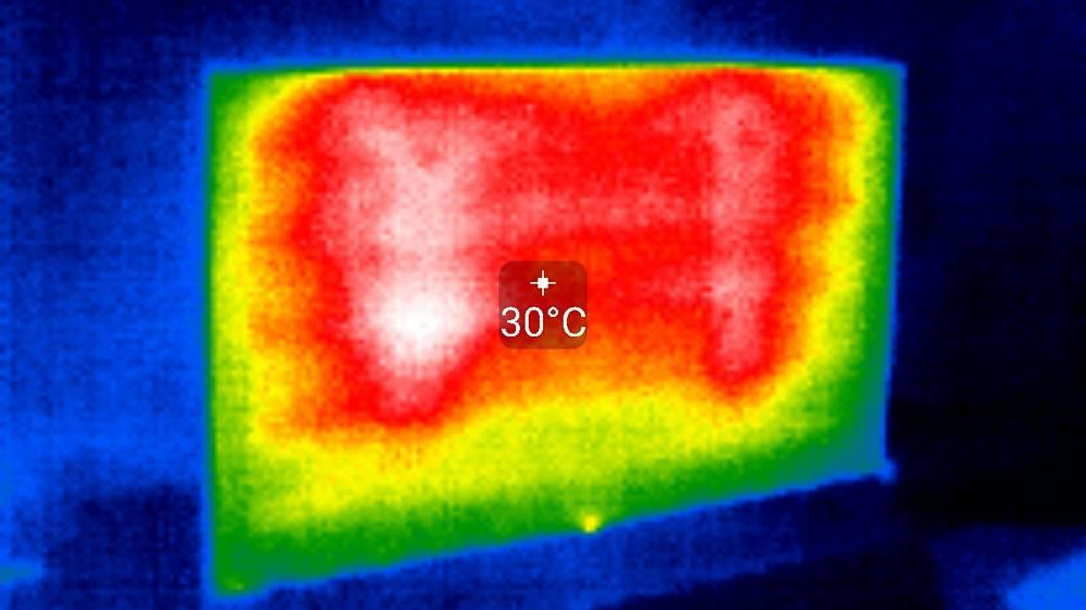 samsung 65tu7102 termogram