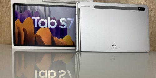 Samsung Galaxy Tab S7 - test i recenzja. Piękny tablet i bestia wydajności w jednym