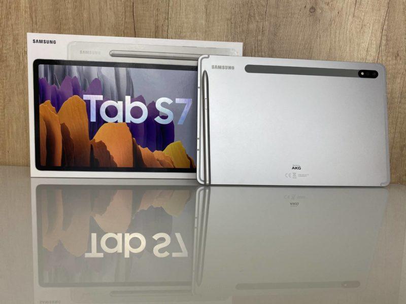 Samsung Galaxy Tab S7 – test i recenzja. Piękny tablet i bestia wydajności w jednym