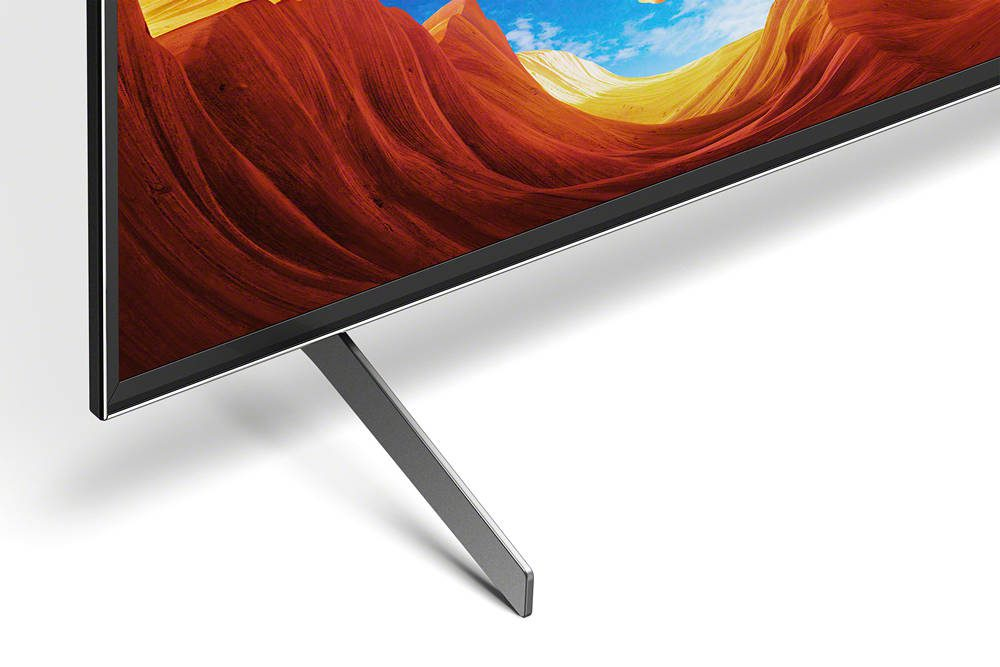 metalowa nozka telewizora sony 55xh9005