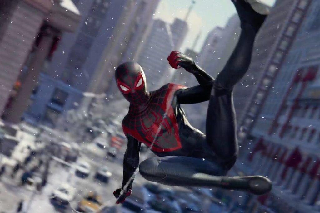 Marvel's Spider Man: Miles Morales premiera gry
