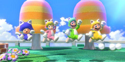 """""""Super Mario 3D World + Bowser's Fury"""", czyli kolejny żywot włoskiego hydraulika"""