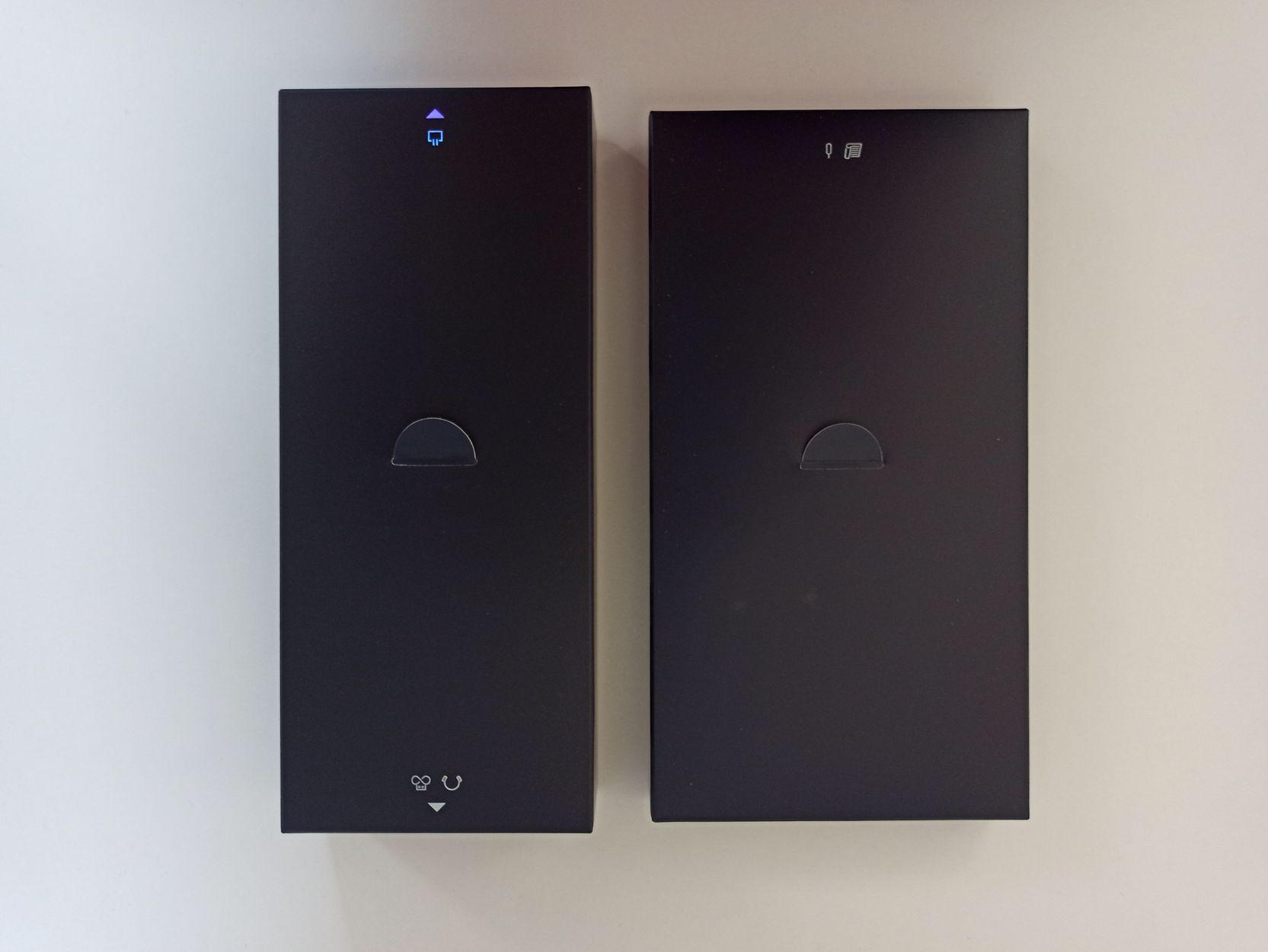 unboxing pudełka X51 5G