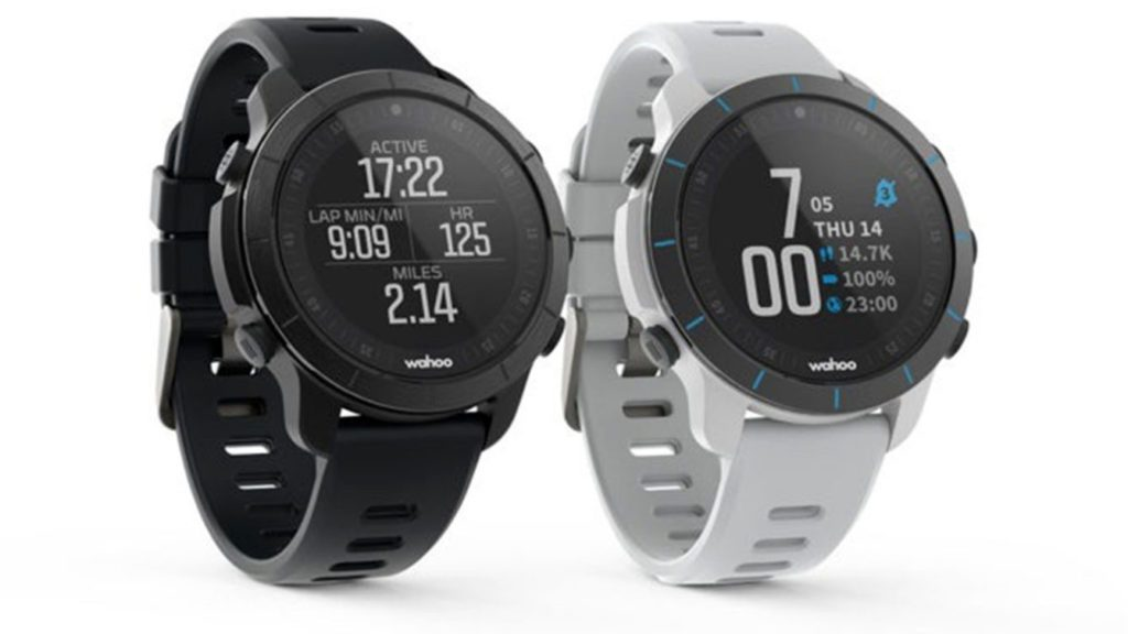wahoo Elemnt Rival smartwatch
