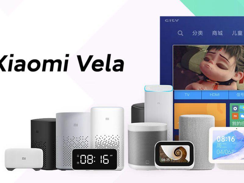 Xiaomi Vela – rusza nowa platforma IoT