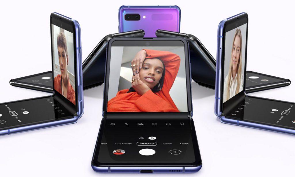 kladany smartfon Galaxy Z Flip
