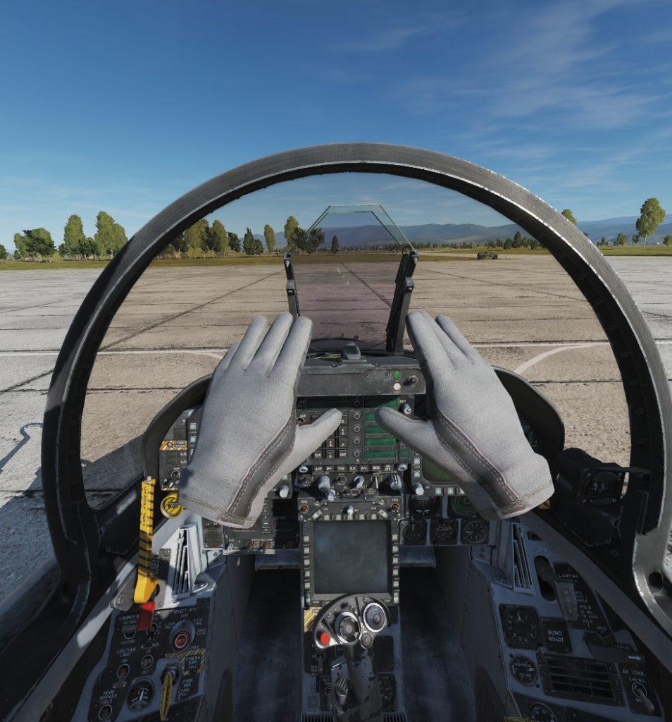 DCS World VR screenshot
