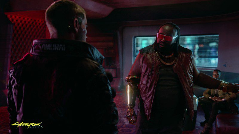 Dexter DeShawn Cyberpunk 2077