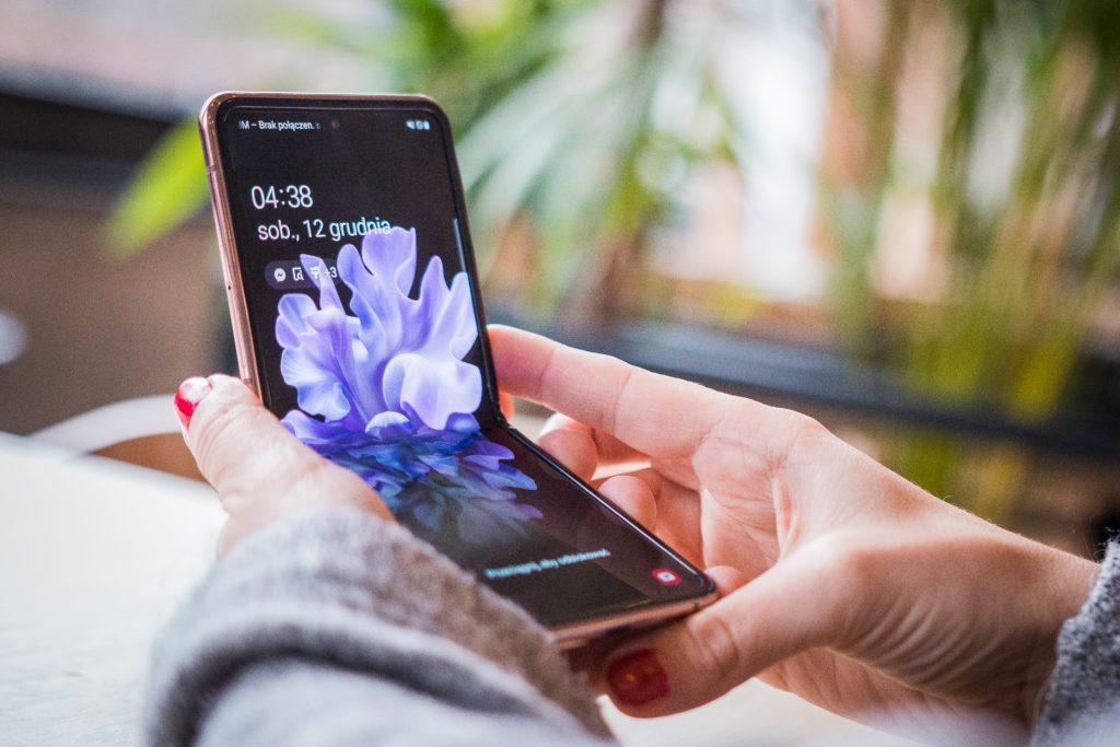 smartfon Samsung Galaxy Z Flip