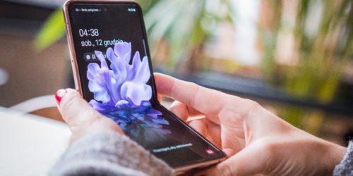 Złóż się... z rodziną i kup Z Flipa. Recenzja smartfona Samsung Galaxy Z Flip 5G