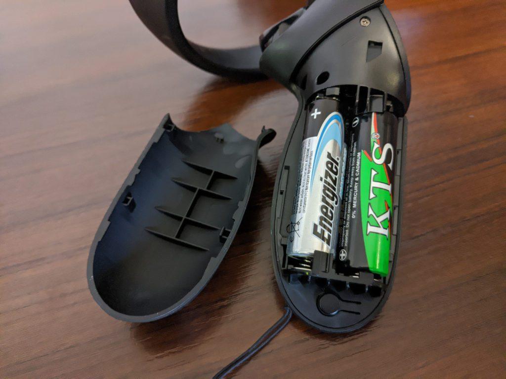 HP Reverb G2 klapka na baterie