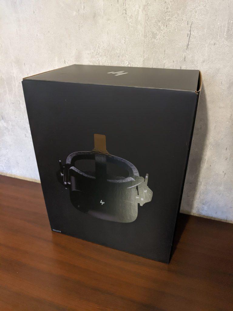 HP Reverb G2 pudełko