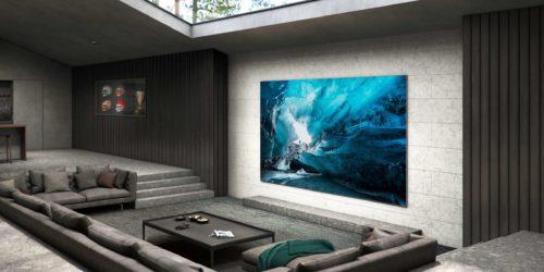 """Samsung prezentuje MicroLED 110"""". Tak wygląda przyszłość telewizorów"""