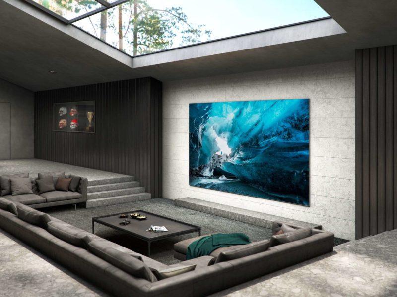 Samsung prezentuje MicroLED 110″. Tak wygląda przyszłość telewizorów